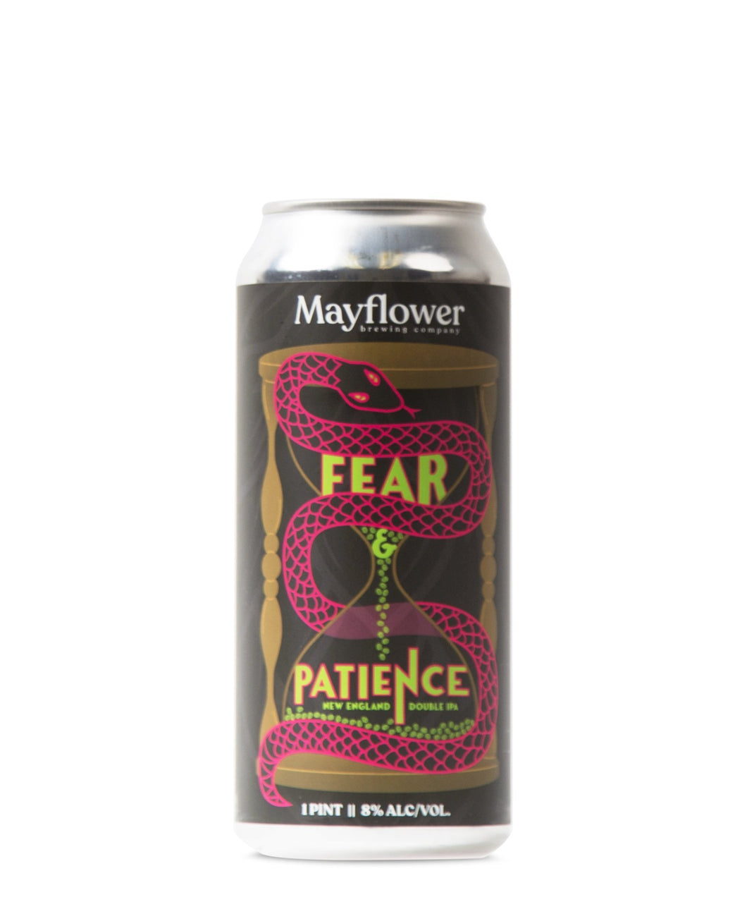 Fear & Patience - Mayflower Brewing Company Delivered By TapRm