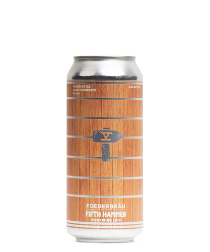 Foederbrau - Fifth Hammer Brewing Company Delivered By TapRm