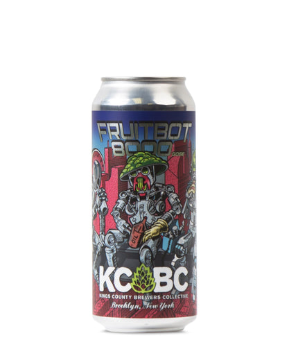 Fruitbot 8000: Blueberry Pomegranate Watermelon Lime Gose - KCBC Delivered By TapRm