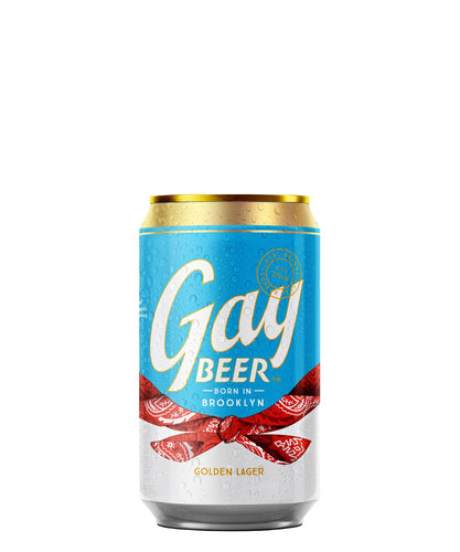 Gay Beer Golden Lager - Loyal Brands Delivered By TapRm