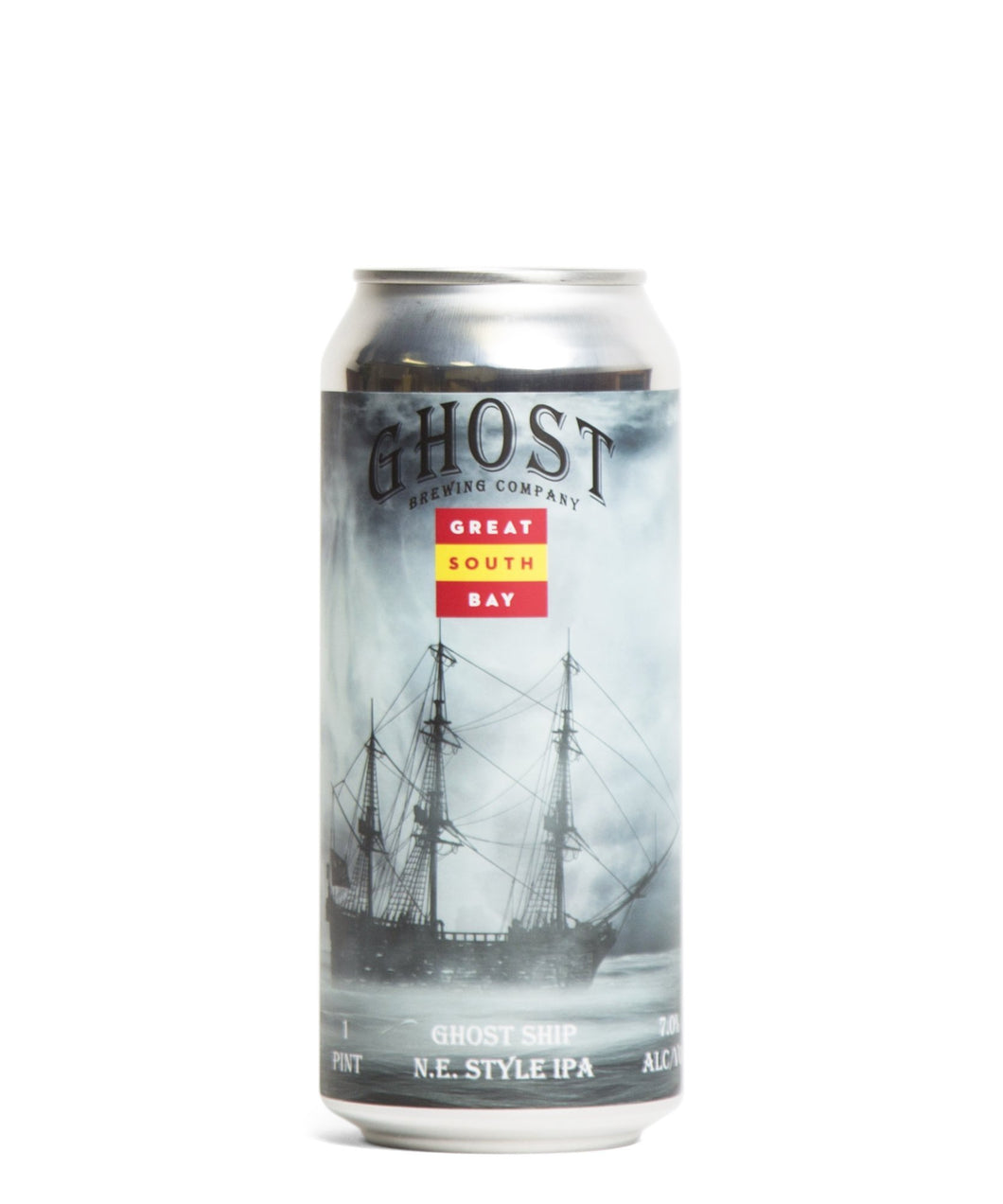 Ghost Ship - Ghost Brewing Company Delivered By TapRm