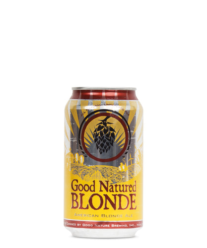 Good Natured Blonde - Good Nature Delivered By TapRm