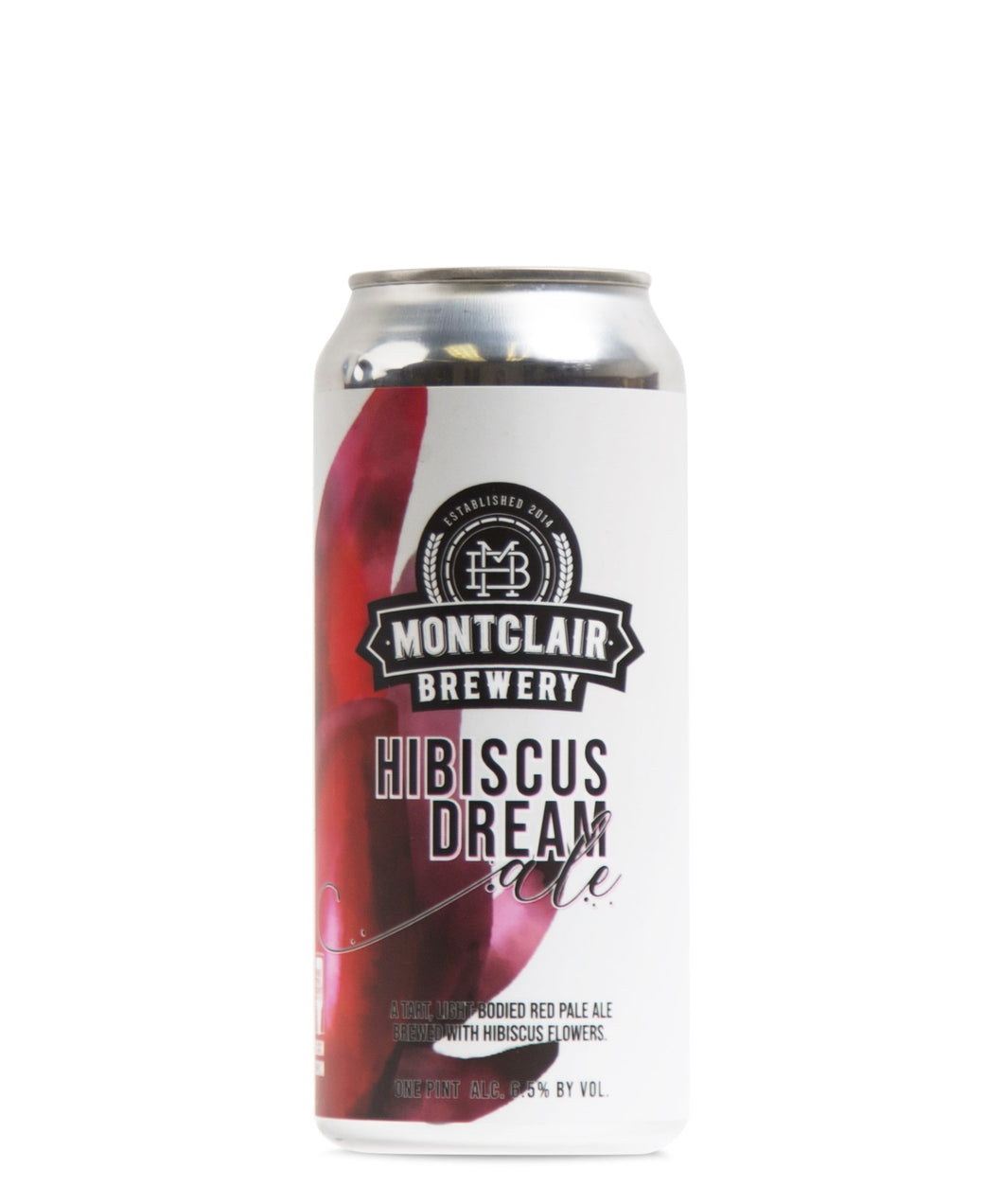 Hibiscus Dream Pale Ale - Montclair Brewery Delivered By TapRm