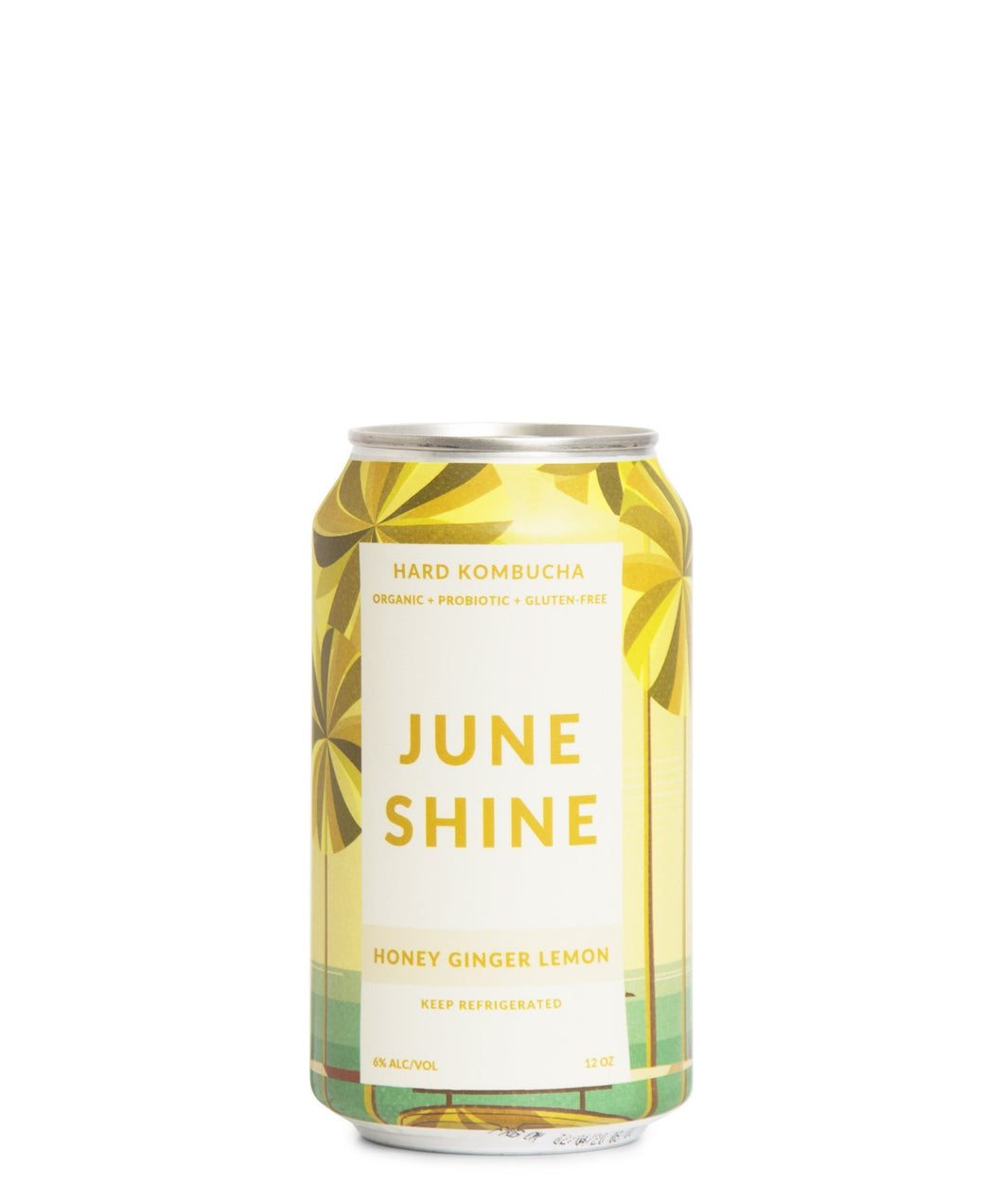 Honey Ginger Lemon - Juneshine Delivered By TapRm