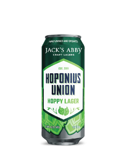 Hoponius Union - Jacks Abby Craft Lagers Delivered By TapRm