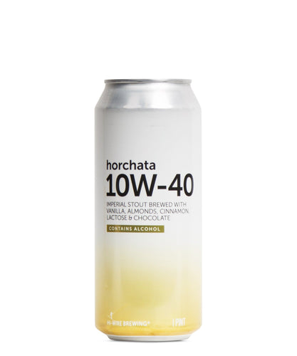 Horchata 10W-40 - Hi-Wire Brewing Delivered By TapRm