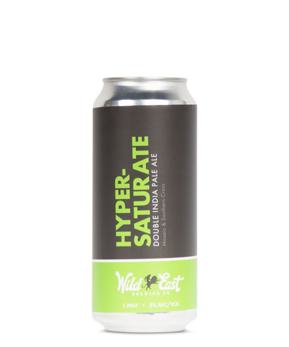 Hypersaturate - Wild East Brewing Co Delivered By TapRm