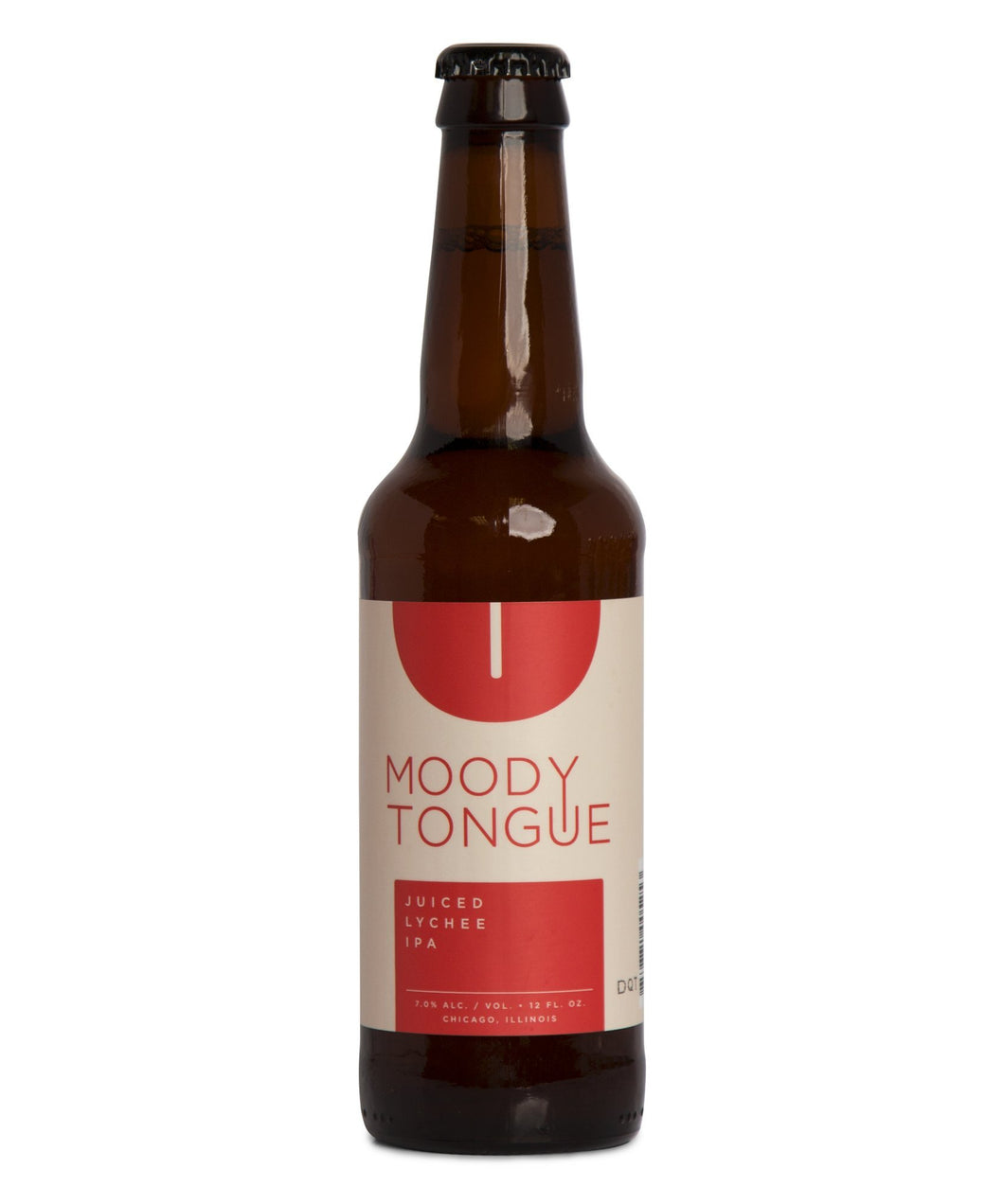 Juiced Lychee IPA - Moody Tongue Brewing Company Delivered By TapRm