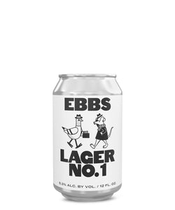 Lager No. 1 - EBBS Delivered By TapRm