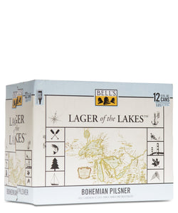 Lager of the Lakes - Bell's Brewery Delivered By TapRm