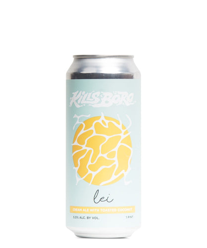 Lei - Kills Boro Brewing Company Delivered By TapRm
