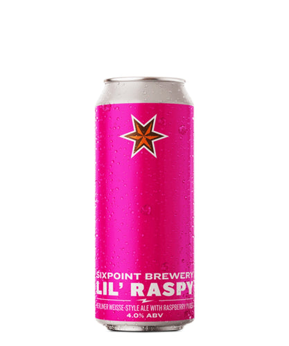 Lil Raspy - Sixpoint Brewery Delivered By TapRm