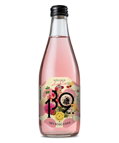 LoRo Dry Rosé Cider - Wolffer No.139 Dry Ciders Delivered By TapRm
