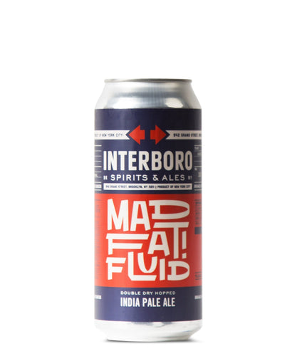 Mad Fat! Fluid - Interboro Delivered By TapRm