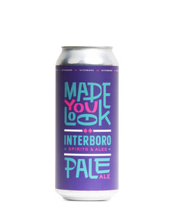 Made You Look - Interboro Delivered By TapRm