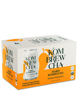 Mango Pineapple - Kombrewcha Delivered By TapRm