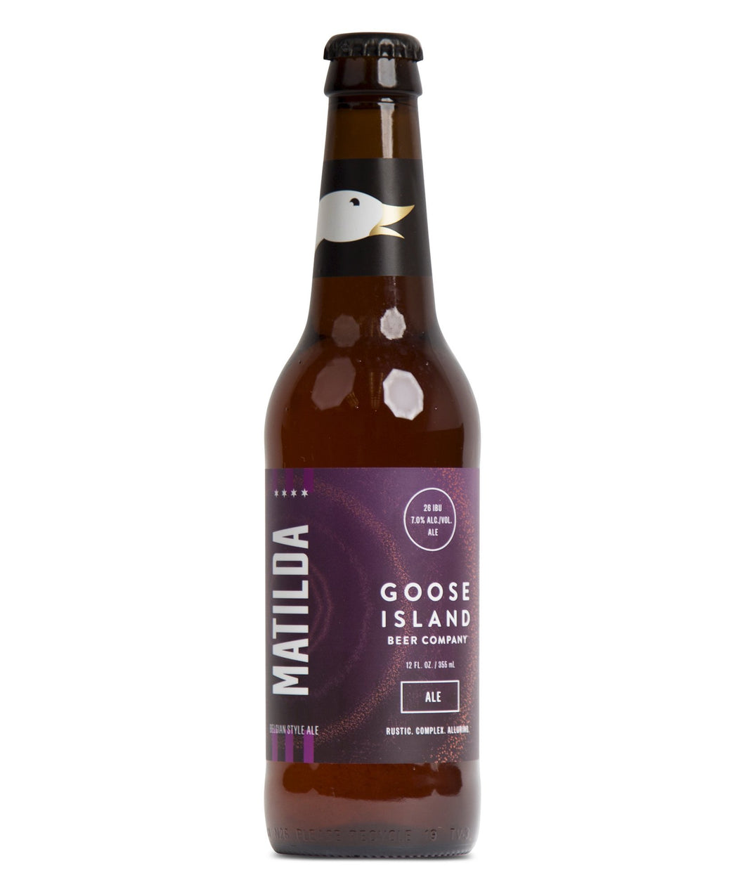 Matilda - Goose Island Brewing Company Delivered By TapRm