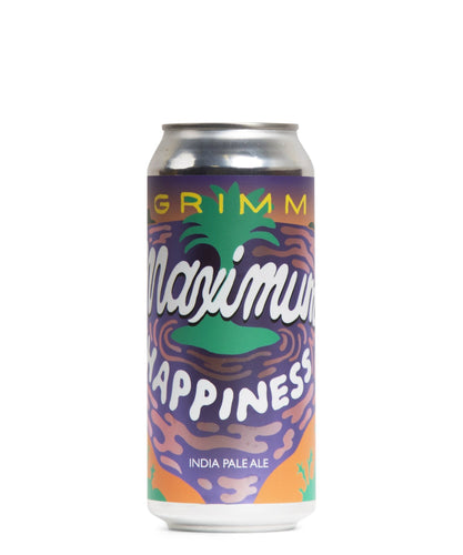 Maximum Happiness - Grimm Artisanal Ales Delivered By TapRm