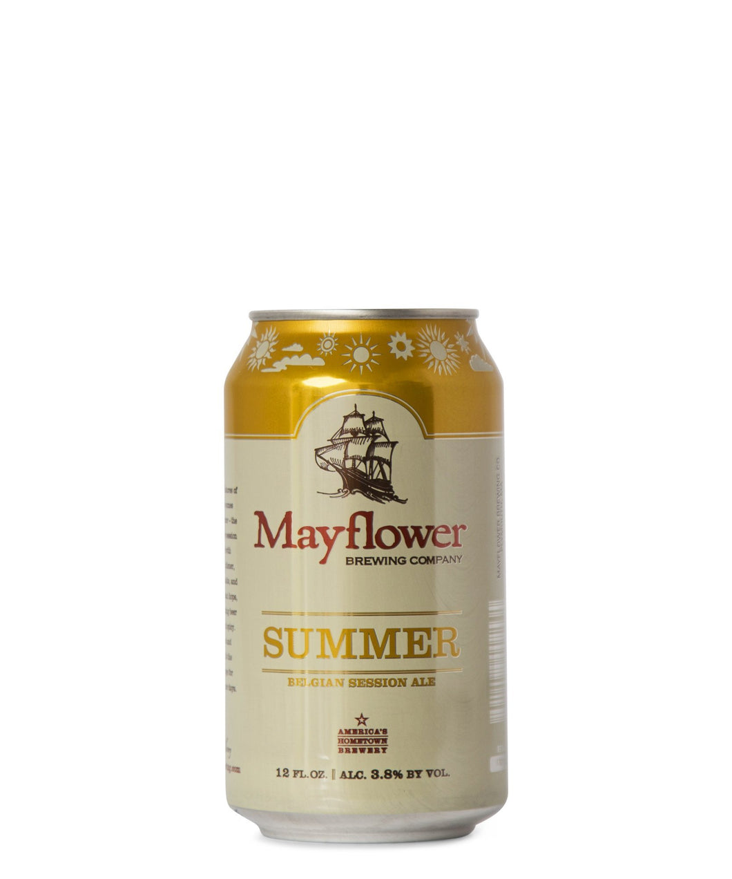 Mayflower Summer - Mayflower Brewing Company Delivered By TapRm