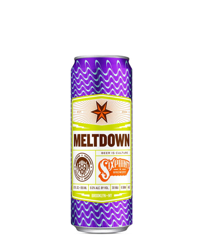 Meltdown - Sixpoint Brewery Delivered By TapRm
