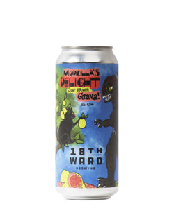 Modzilla's Delight Sour IPA - 18th Ward Brewing Delivered By TapRm