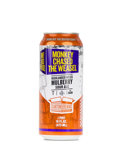Monkey Chased the Weasel - Carton Brewing Delivered By TapRm