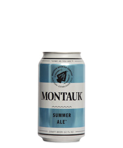 Montauk Summer Ale - Montauk Delivered By TapRm