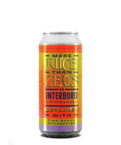 More Juice Than Zeus - Interboro Delivered By TapRm