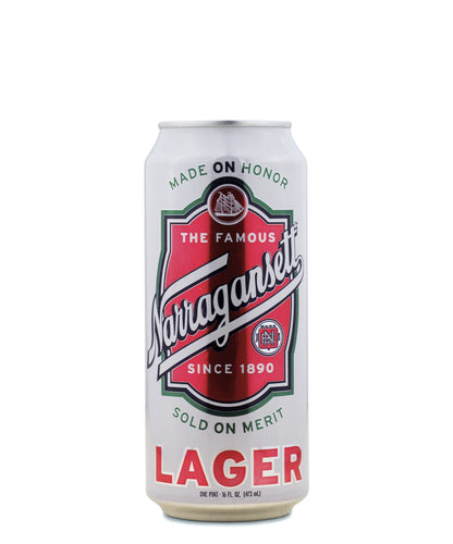 Narragansett Lager - Narragansett Brewing Delivered By TapRm