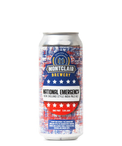 National Emergency IPA - Montclair Brewery Delivered By TapRm