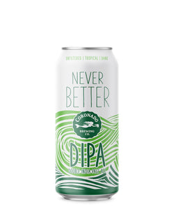 Never Better DIPA - Coronado Brewing Company Delivered By TapRm