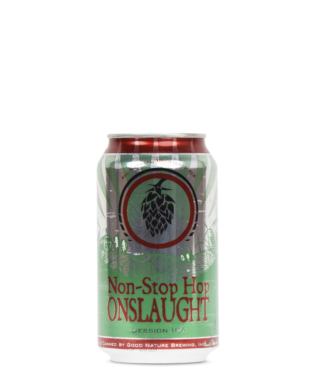 Non-Stop Hop Onslaught - Good Nature Delivered By TapRm