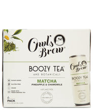 Load image into Gallery viewer, Owl's Brew Matcha - Owls Brew Delivered By TapRm