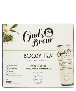 Owl's Brew Matcha - Owls Brew Delivered By TapRm