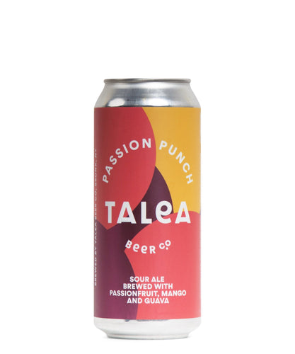 Passion Punch Sour - Talea Beer Co Delivered By TapRm
