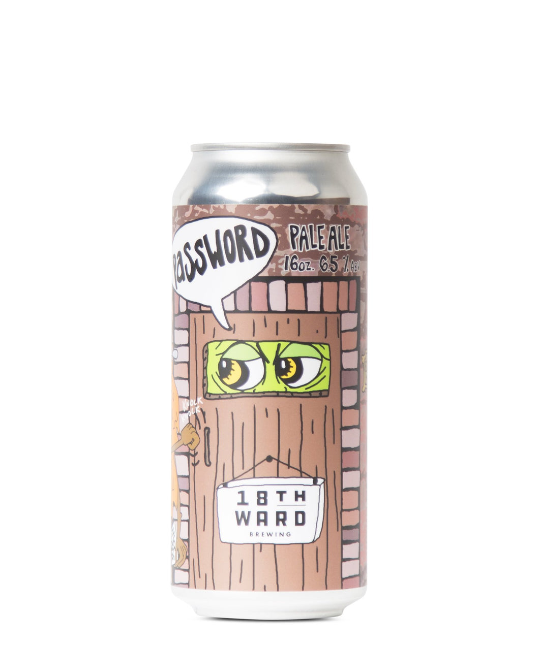 Password Pale Ale - 18th Ward Brewing Delivered By TapRm