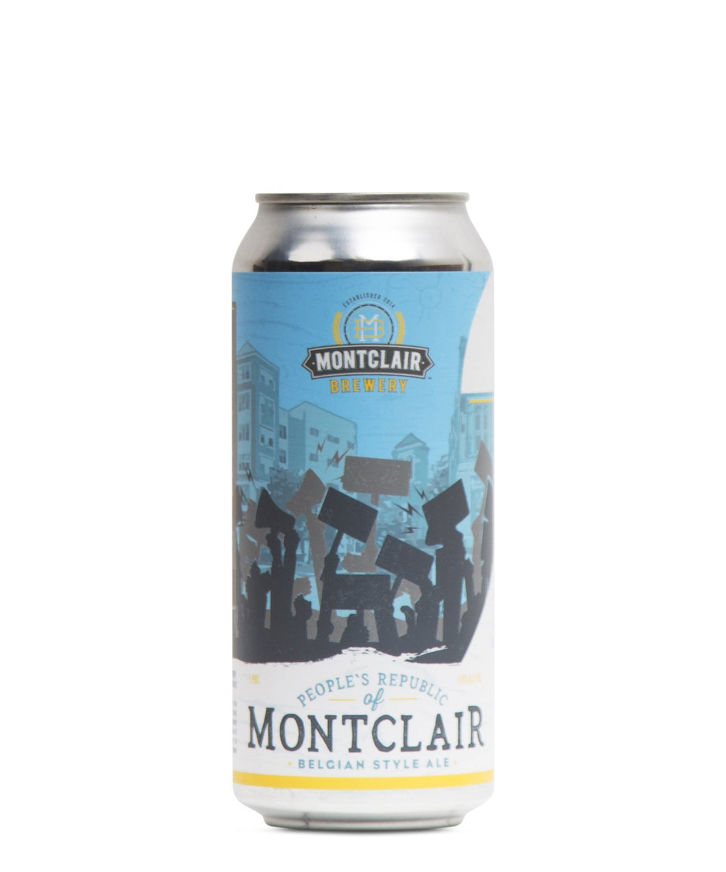 Peoples Republic of Montclair - Montclair Brewery Delivered By TapRm