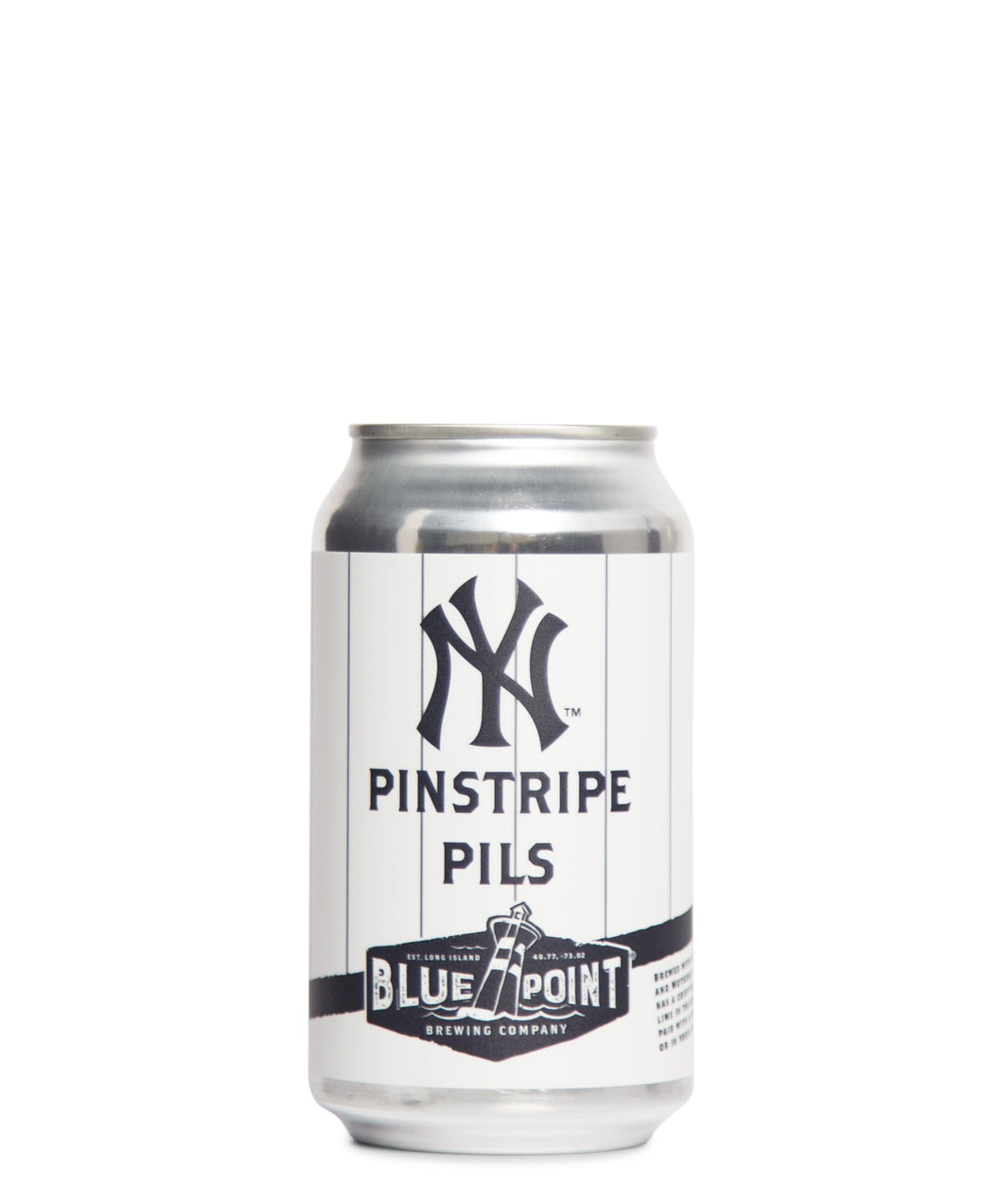 Pinstripe Pils - Blue Point Brewing Delivered By TapRm