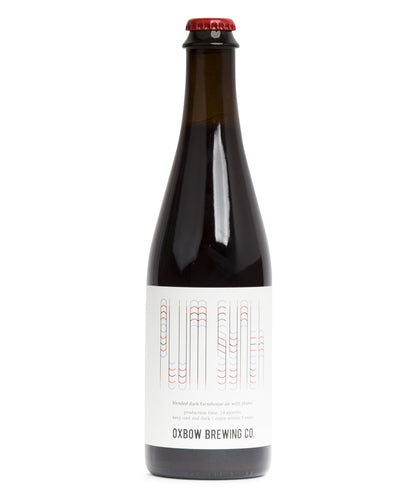 Plum Synth - Oxbow Brewing Company Delivered By TapRm