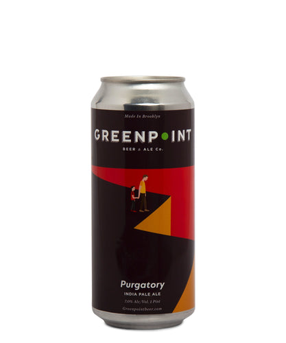 Purgatory - Greenpoint Beer Ale Co Delivered By TapRm