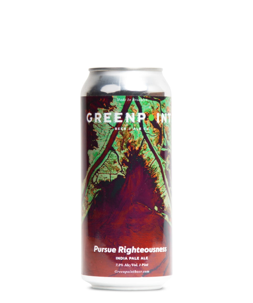 Pursue Righteousness - Greenpoint Beer Ale Co Delivered By TapRm