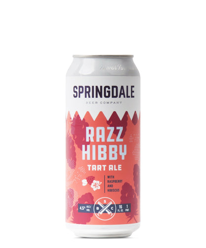 Razz Hibby - Springdale Beer Co Delivered By TapRm
