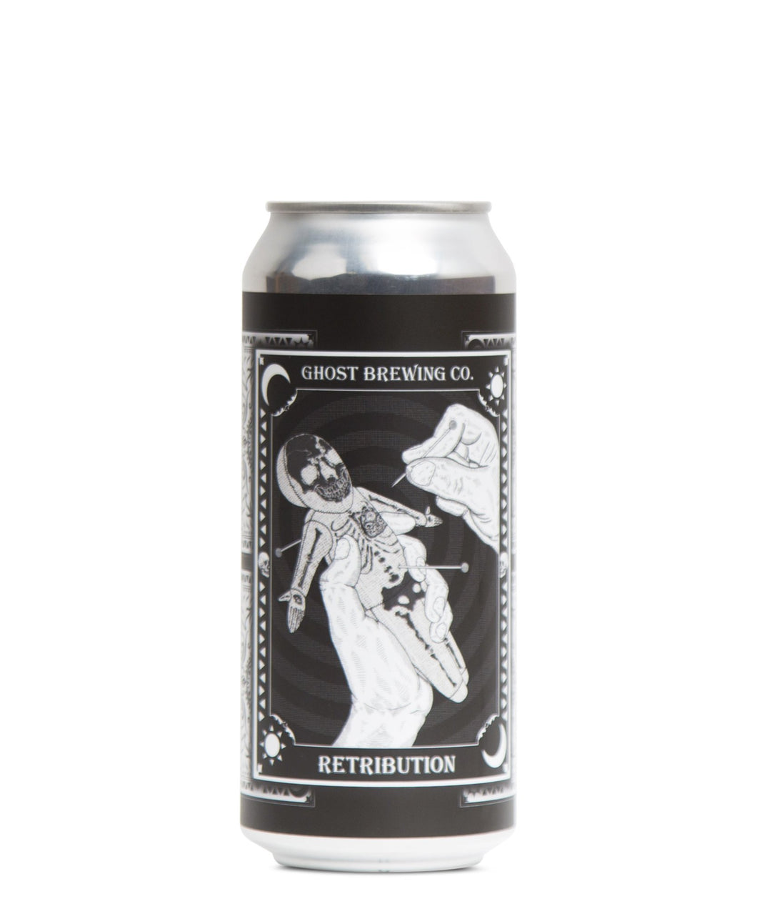 Retribution - Ghost Brewing Company Delivered By TapRm