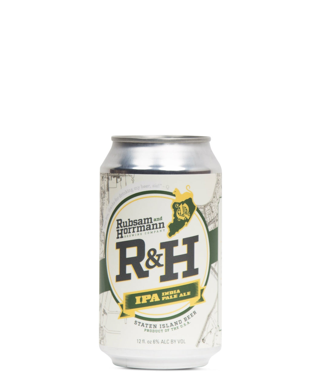 R&H IPA - RH Brewing Delivered By TapRm