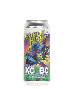 Robot Fish: Galaxy SMaSH - KCBC Delivered By TapRm