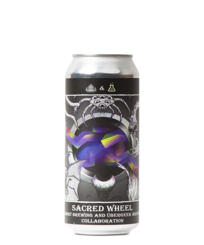 Sacred Wheel - Ghost Brewing Company Delivered By TapRm