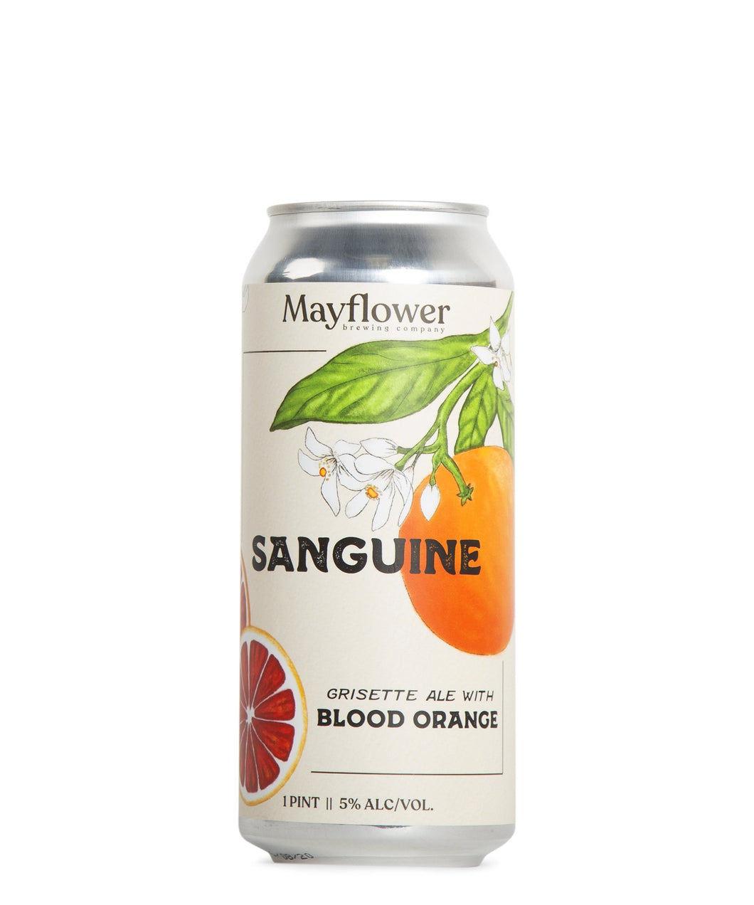 Sanguine - Mayflower Brewing Company Delivered By TapRm