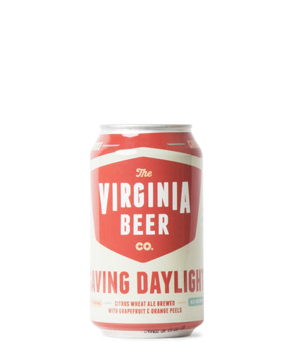 Saving Daylight - The Virginia Beer Company Delivered By TapRm