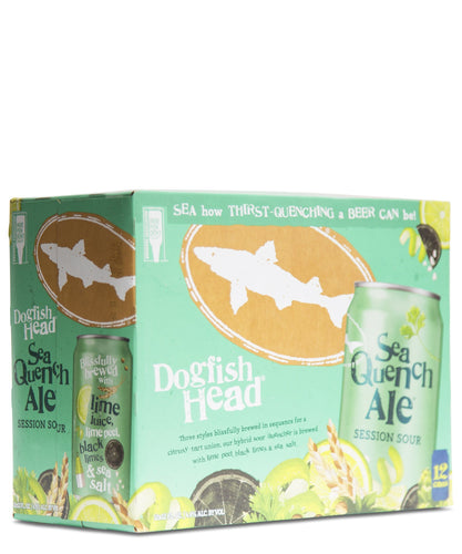 SeaQuench Ale 12 Pack - Dogfish Head Craft Brewery Delivered By TapRm
