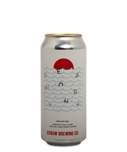 Seaworthy - Oxbow Brewing Company Delivered By TapRm